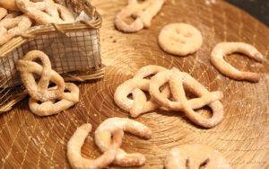Vegane Vanille-Guetzli, Vanille-Kekse
