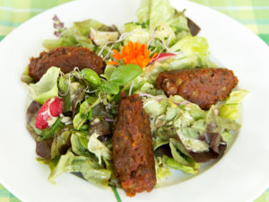 vegane Linsen-Nocken